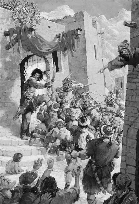Segundo volume da obra Conan, O Bárbaro, por Robert E