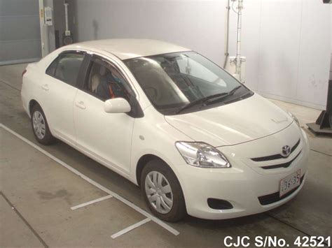 used toyota belta 2008 belta for sale long mountain toyota belta sales toyota belta price 2008 toyota belta white for sale stock no 42521 japanese used cars exporter
