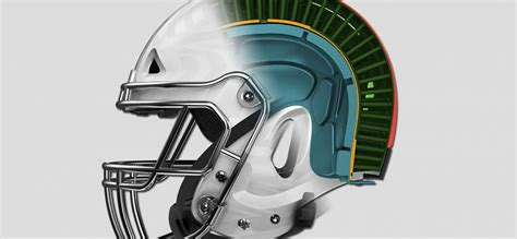 new football helmet design vicis this is the football helmet of the future video inc com