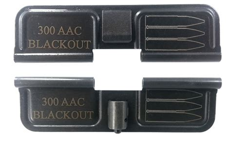 Ac Sharp 300 Watt sided 300acc blackout ar 15 laser engraved ejection