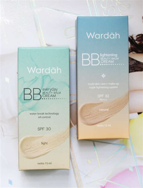 Bb Wardah vani sagita review wardah everyday lightening bb