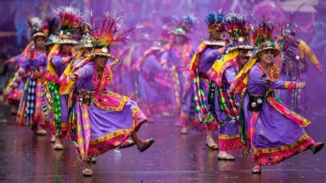 Imagenes Impresionantes De Bolivia   los impresionantes colores del carnaval de oruro en