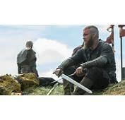 Ragnar Lodbrok Travis Fimmel Sword Vikings TV Series