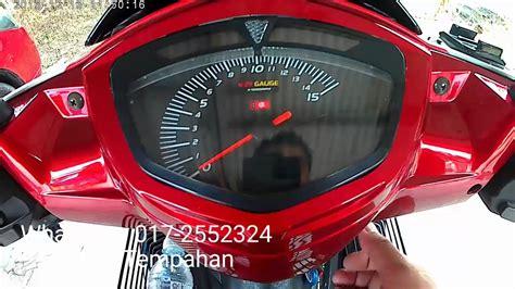 Meter Uma function setting digital meter lc135