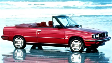 1985 renault alliance convertible renault alliance convertible 1985 87 youtube