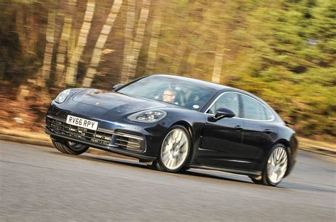 porsche 4s review 2017 porsche panamera 4s diesel uk drive review autocar
