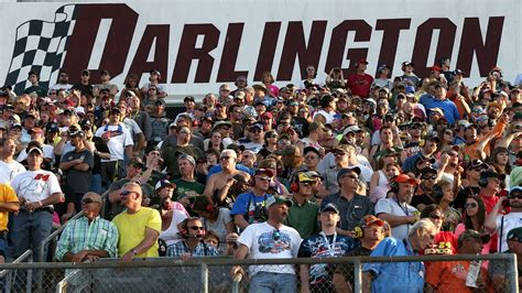 section x sports schedule darlington raceway back to labor day weekend as nascar
