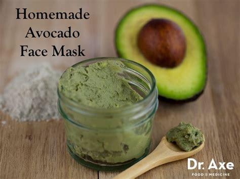 Mask Powder Kefir Masker Kefir Bubuk avocado mask jars and glow