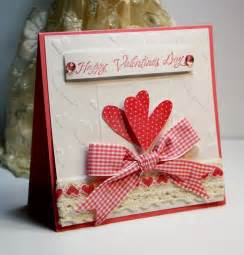 handmade card greeting card happy s day valentines anniversary
