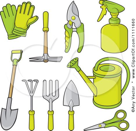 garden tools gardening tools clipart clipground