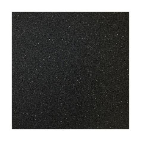 Multy Home 27 in. x 10 ft. x 5 mm Black Rubber Flooring