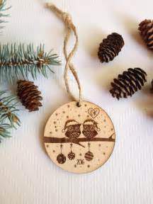personalized christmas ornament engraved christmas ornament
