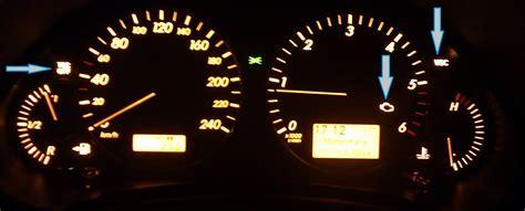 Vsc Light Toyota Vsc Trc Toyota Avensis