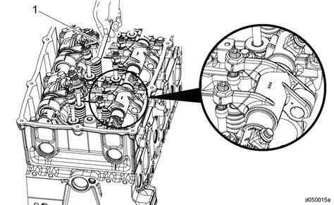 dd tune  procedure valve lash dd troubleshooting