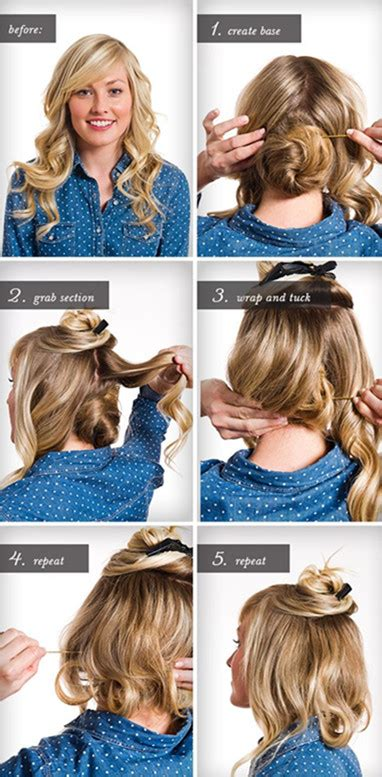 hairstyles for party tutorials top 5 gorgeous festive hairstyles for christmas 2013
