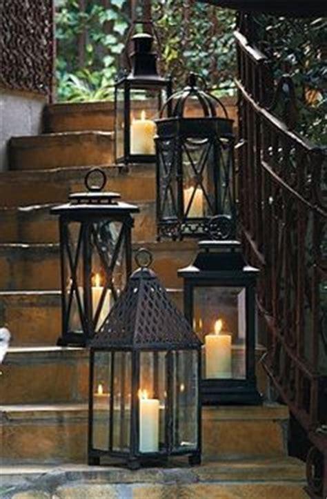 backyard lanterns 1000 ideas about outdoor lantern on outdoor