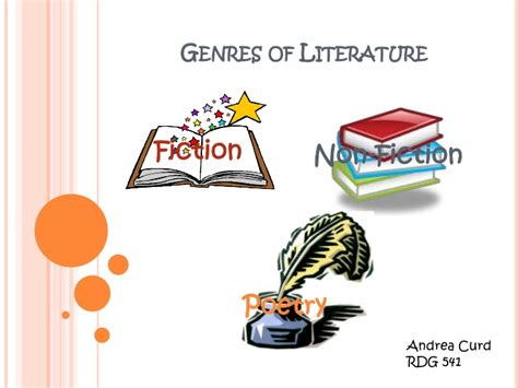 Lit Book Follows Of by Genres Of Literature