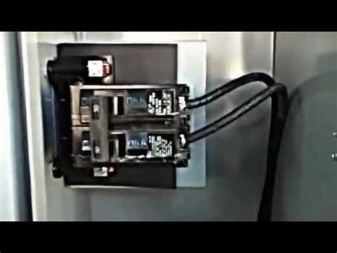 how to install a rv plugin/outlet part 1 youtube