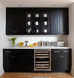 black kitchen wall decor