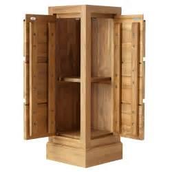 List Of Accessories In Kitchen And Bathrooms - 12 quot carina teak corner vanity natural teak bathroom