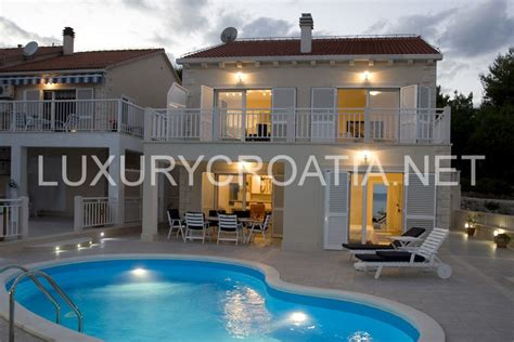 houses for rent with pool house with pool for rent sumartin brac with a garden sofa