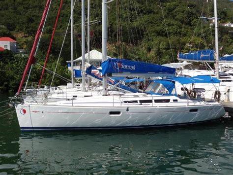 jeanneau boats for sale florida jeanneau sun odyssey 42 boats for sale in florida