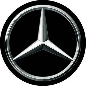 Mercedes Decals Mercedes Black Replacement Decal Sticker 6 Set