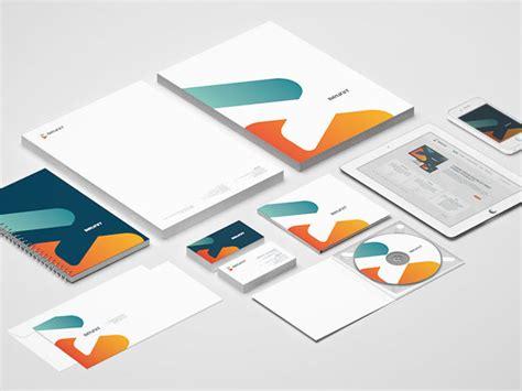 branding design company beunit corporate identity by kreujemy to