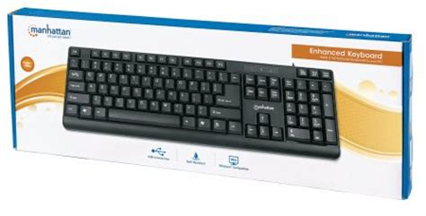Murah Manhattan Enhanced Keyboard manhattan products enhanced keyboard 175708