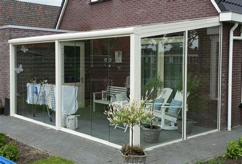 glaswand veranda markant zonwering rolluiken en buitenleven s hertogenbosch