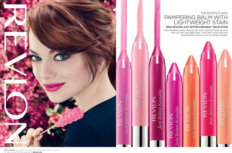 emma stone revlon revlon the first cosmetic in united state cosmetic ideas