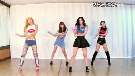 tutorial dance sugar free waveya t ara sugar free 티아라 슈가프리 cover dance youtube