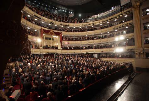 imagenes teatro real madrid sala principal alquiler de espacios teatro real