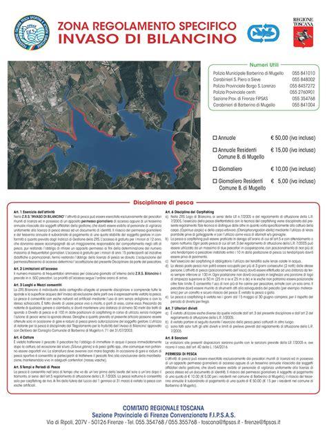 regione toscana ufficio caccia la pesca nel lago ufficio turismo mugello