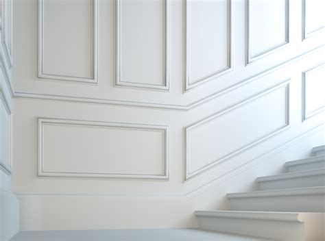 Modern Luxury Homes Interior Design Norton Installations Inc Wainscoting Paneling Amp Columns