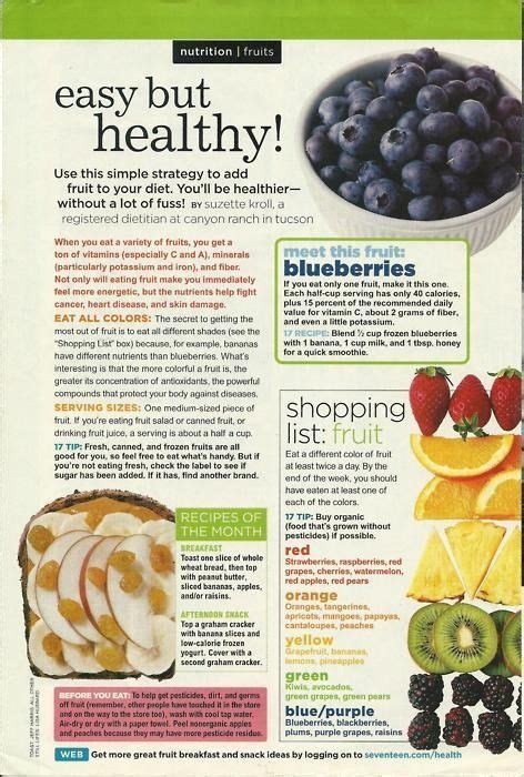 Add Some Fresh Fruit To Your Diet by Simple Ways To Add Some Healthy Fruit Useful Food Hacks