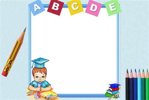 imagenes de marcos para utiles escolares bordes y marcos de 250 tiles escolares imagui