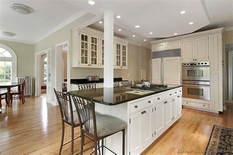 Traditional White Kitchen Cabinets by Pictures Of Kitchens Traditional White Kitchen