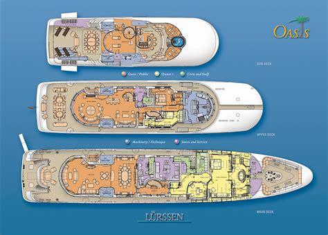yacht tv layout oasis layout luxury yacht browser by charterworld