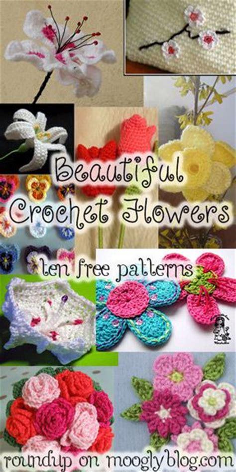 flower pattern names 67 best images about frutsels haken on pinterest