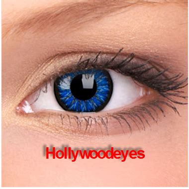 cheap colored contact lenses non prescription hollywoodeyescolorcontacts blue color contact