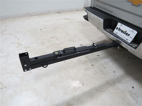 bed load erickson big bed load extender for 2 quot hitches 400 lbs