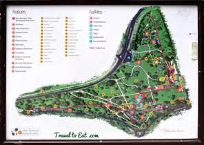 Royal Botanic Gardens Map Royal Tasmanian Botanical Gardens Hobart Tasmania Travel To Eat