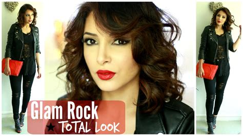 Glam With Loracs Glam Rocks by Glam Rock Total Look