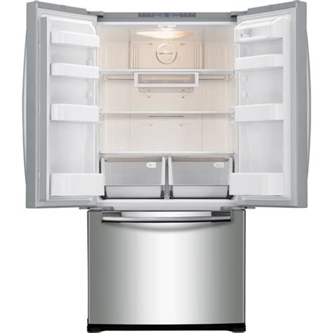 samsung refrigerator shelves samsung rf217acrs xaa 19 7 cuft door refrigerator