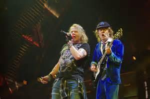 Axl Rose voiced AC/DC rocks Buffalo   Night and Day