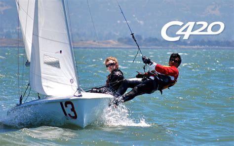 zim boat sales pro club 420 sailboat zim c420 sailboats for sale