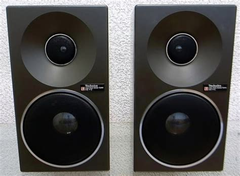 technics sb f3 bookshelf speakers technics gallery