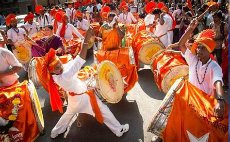 gudi padwa celebrated with traditional fervour in