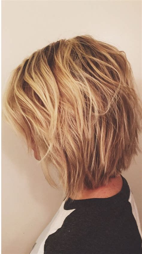 layered bob at crown best 25 layered short hair ideas on pinterest layered